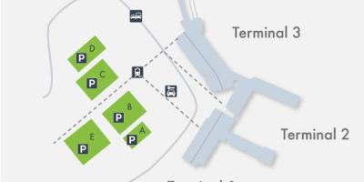 Map of fco terminal 5